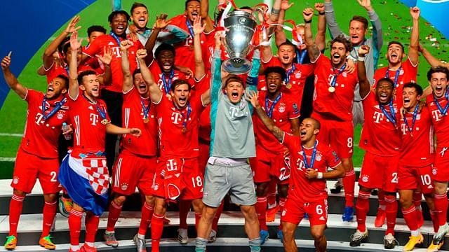 Bayern Múnich se corona como campeón de la Champions League