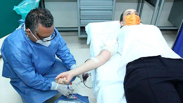 IMSS comienza tercera jornada de donaciones altruistas de sangre