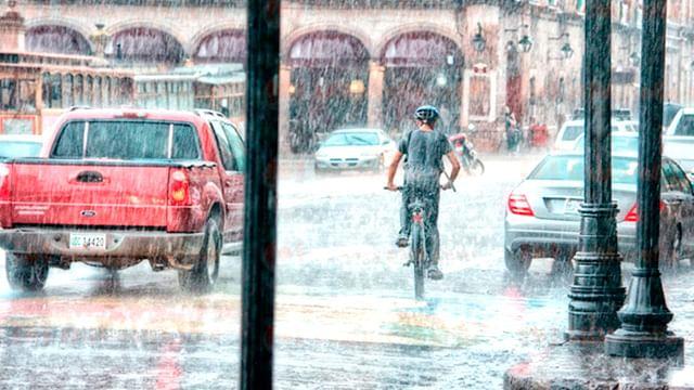 Pronostican tormentas, descargas eléctricas y granizadas en Michoacán