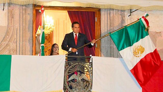 Encabezará gobernador Grito virtual por la Independencia de México