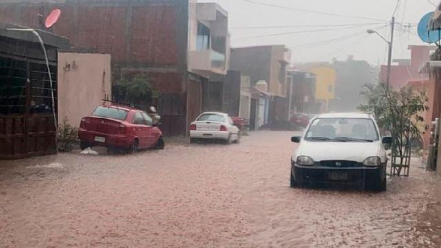Continuarán las lluvias fuertes en Michoacán
