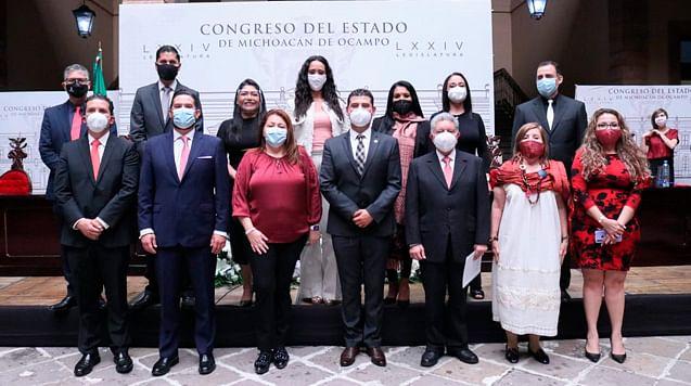 Llaman legisladores de Michoacán a dejar de lado disputas y construir acuerdos