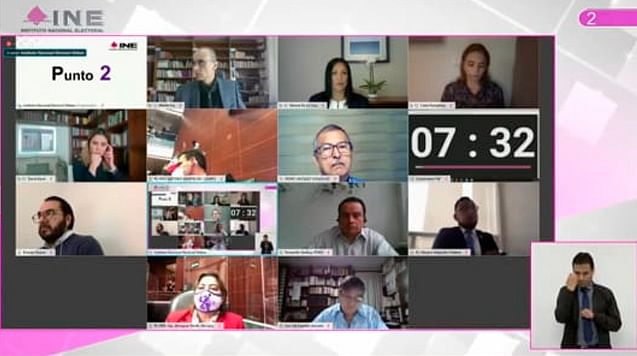 Designa INE consejeros del IEM a Marlene Mendoza y Adolfo Montiel