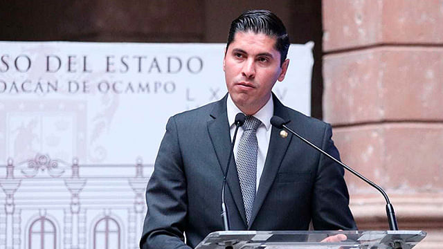 Determinante el 3er año Legislativo para blindar crisis sanitaria y económica: Javi Paredes