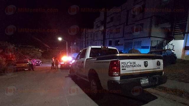 Atado de pies y manos, encuentran a joven muerto en fraccionamiento de Morelia