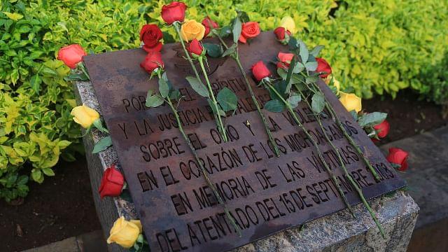 Construcción de la paz, camino para honrar a víctimas del 15-S: Herrera Tello