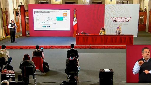Contagios a la baja; México registra 228 defunciones por Covid-19