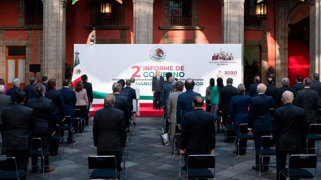 Liderazgos del PRD y PAN en Michoacán desaprueban informe de AMLO