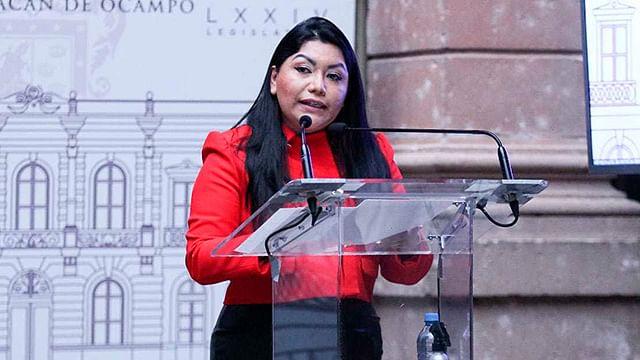 Congreso debe hacer contrapeso a la opacidad y la discrecionalidad: Brenda Fraga