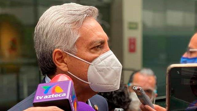 Solicitó presidencia consulta para juicio a expresidentes: Cristóbal Arias