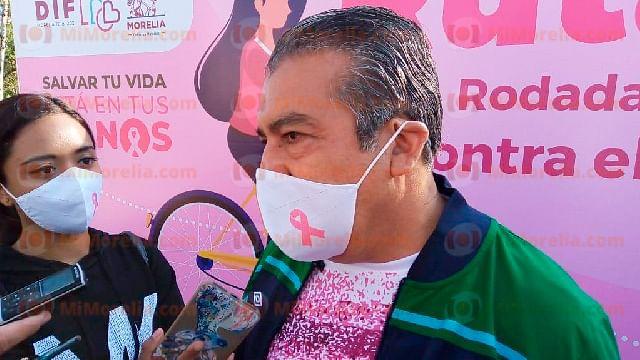 Cantidad de población en Morelia, aumenta posibilidad de contagios: edil