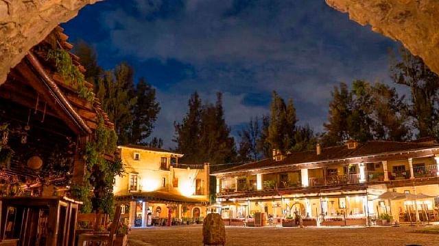 Conoce Val´Quirico, el pueblo medieval de México; a 4 horas de Morelia