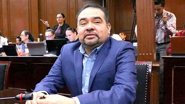 Discusión de paquete económico será en tiempo y forma: Tony Martínez