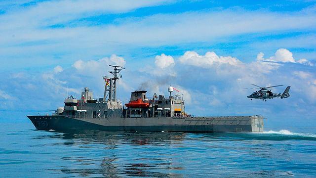Celebra 199 años de vida la Marina Armada de México
