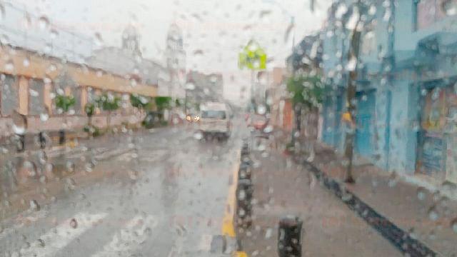 En Michoacán, lluvias fuertes y chubascos en próximas horas