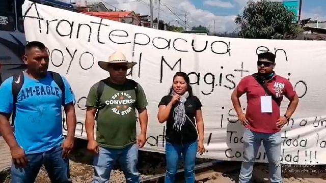 """(Foto: captura FB/ Sección XVIII Poder de Base """"Prensa y Propaganda)"""