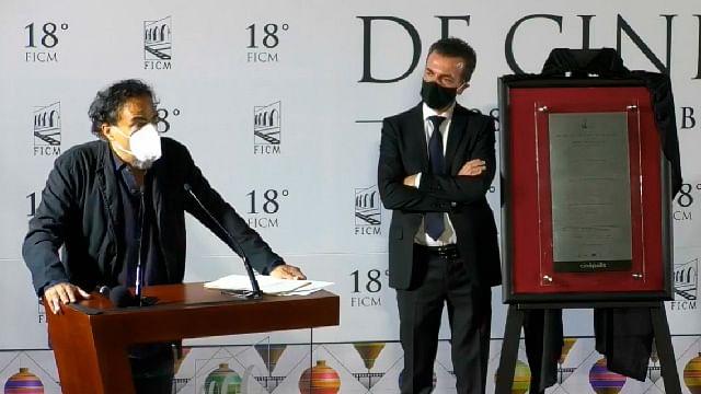 Alejandro Iñárritu inaugura Festival Internacional de Cine de Morelia