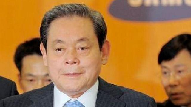 Muere Lee Kun-hee, presidente del gigante tecnológico Samsung