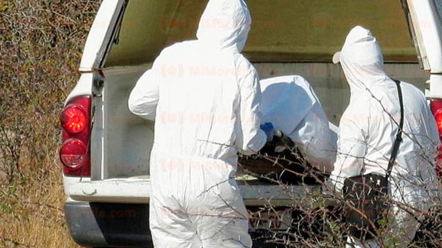 Encuentra cadáver de hombre asesinado a balazos, en Charo
