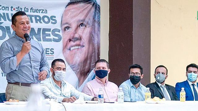 Se puede ganar y trasformar a Michoacán: Torres Piña