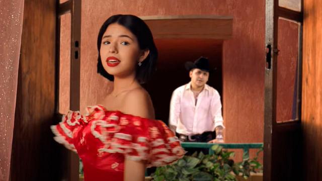"""Llaman """"pobres"""" a Nodal y a Ángela Aguilar por último videoclip"""
