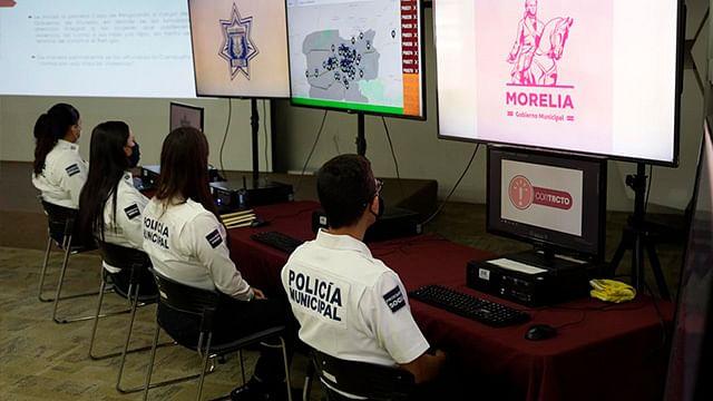 Morelia: 8 casos de violencia, atendidos en una semana mediante app