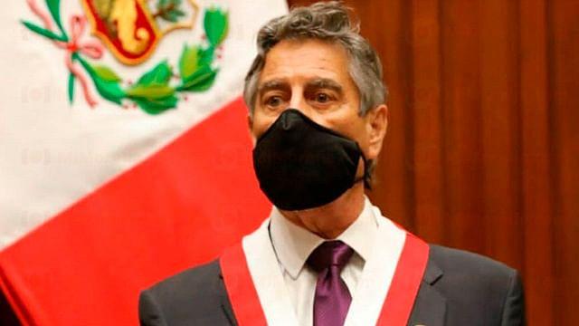 Nombran a Francisco Sagasti como presidente interino de Perú