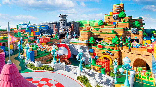 Parque temático de Super Mario ya tiene fecha de apertura