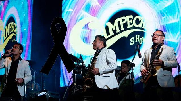 Hace poco Patrulla 81, y ahora Campeche Show se viste de luto
