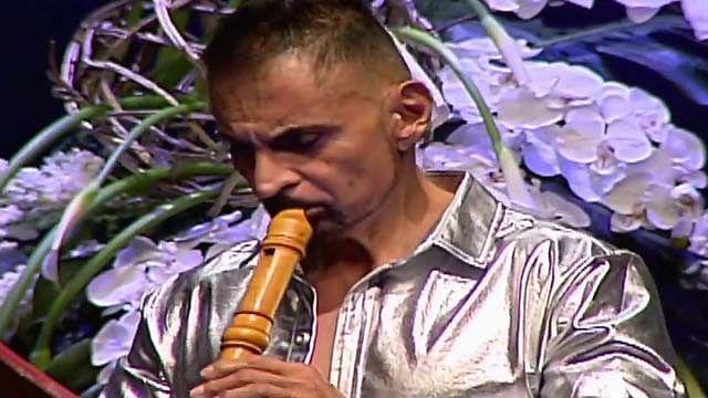 """El flautista Horacio  Franco """"revive"""" a Vivaldi en el FMM"""