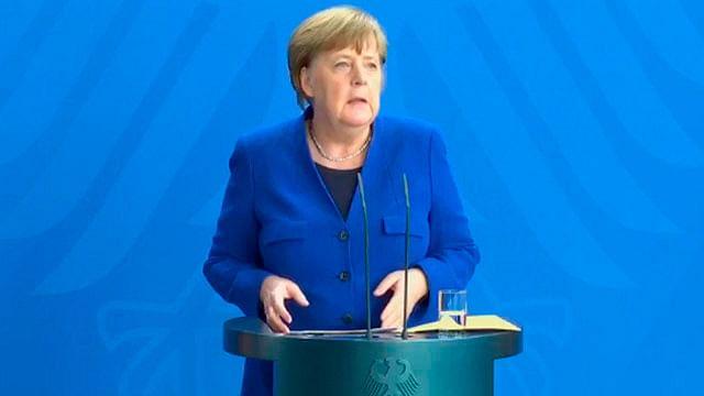 Alemania anuncia confinamiento parcial del miércoles hasta el 10 enero