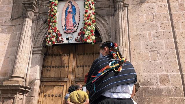 Festejos guadalupanos 2020: de manera diferente, pero con la misma fe