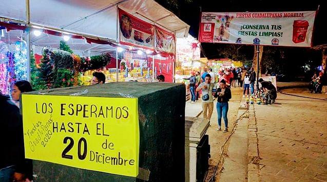 """""""Las Cañas"""" en Morelia, con tolerancia hasta el 20 de diciembre"""