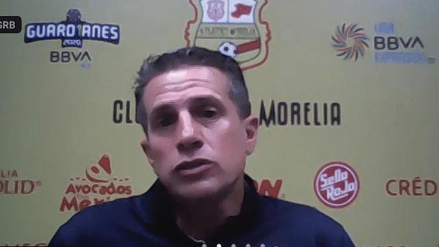 """""""Siempre hay cosas por corregir"""", reconoce Ricardo Valiño"""