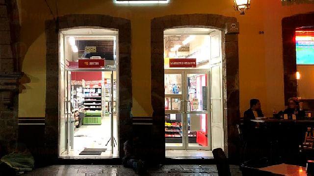 Analizan restricción temporal de venta de alcohol en minisupers de Morelia