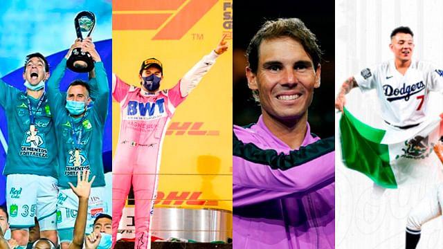 Anuario deportivo 2020: lo más importante de este año