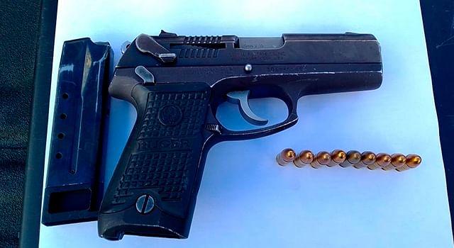 Detienen a 5 hombres y aseguran 3 armas de fuego en Morelia