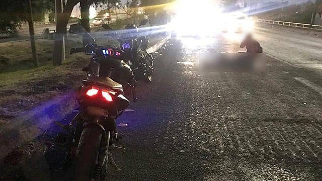 Muere joven tras accidente de motocicleta en Morelia