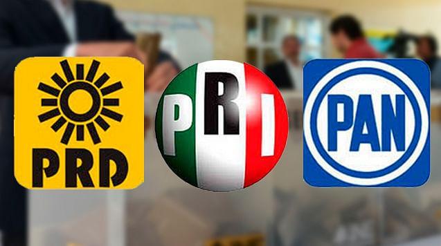 PRI va con PAN-PRD en 30 municipios; en Morelia competirá solo