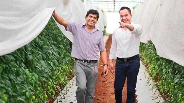 Michoacán tierra de mujeres y hombres de éxito: Carlos Herrera