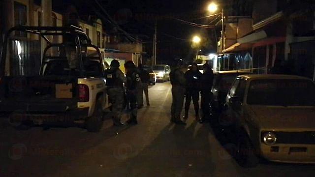 Empistolado lesiona a peatón y luego dispara contra policías en Morelia