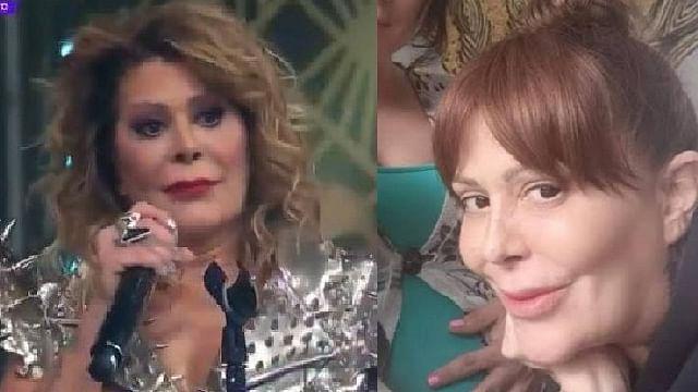 Comparan a Alejandra Guzmán a sus 52 años con Silvia Pinal