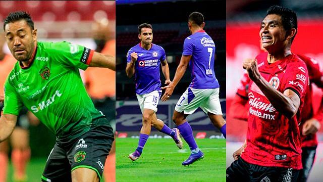 Chivas no encuentra el camino; Cruz Azul suma segunda victoria