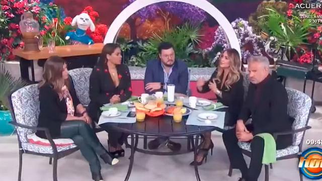 Andrea Legarreta y Arath se disculpan tras revictimizar a Nath Campos