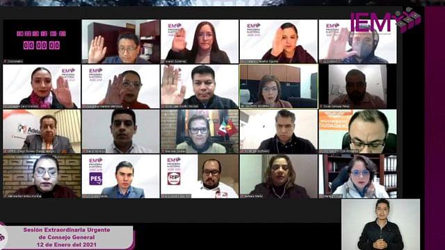 Michoacán: Así queda la coalición Morena-PT para las diputaciones