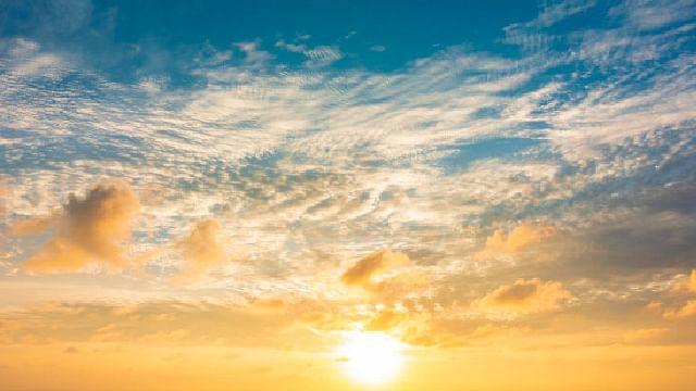 Morelia con cielo despejado y temperatura mínima de 5°C