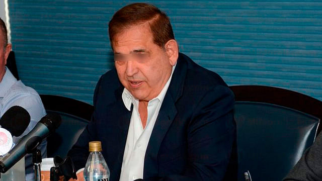 Alonso Ancira, exdueño de Altos Hornos, es extraditado a México