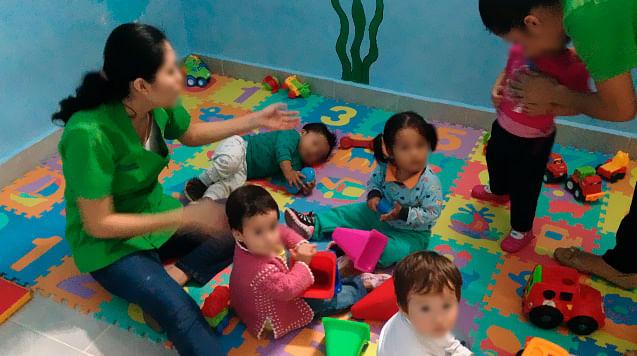 ¿Cómo afilio a mi hijo al programa de estancias infantiles en Michoacán?