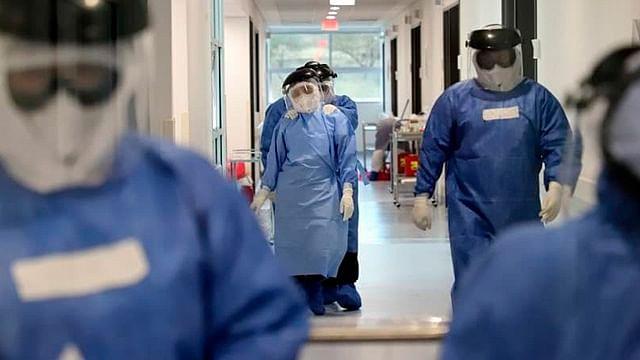 Llega Morelia al 98% de ocupación hospitalaria por Covid-19
