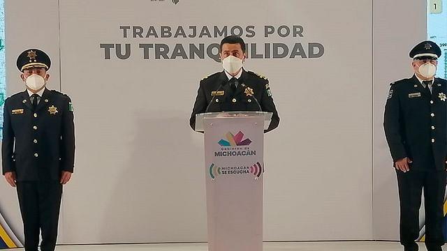 Baja en Michoacán un 14 por ciento incidencia delictiva en enero
